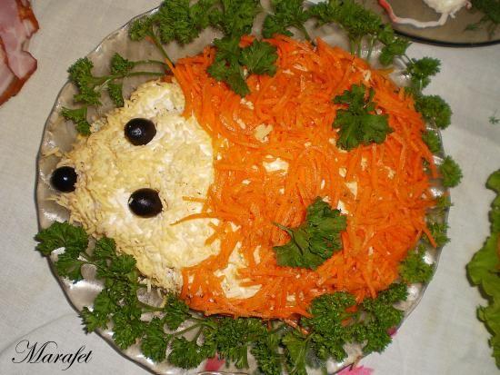 Рецепты закусок и салатов для новогоднева стола