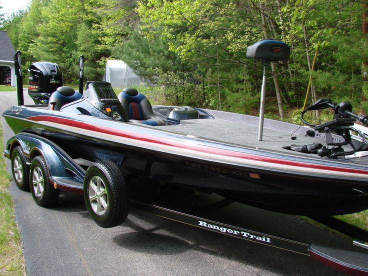 Ranger Bass Boats | Lakes Region Bass Fishing Guide ...