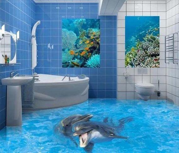 Uma das grandes tendências em decoração é inovar nos pisos e, nesse sentido, os pisos líquidos 3D vem ganhando cada vez mais espaço entre os decoradores e arquitetos.