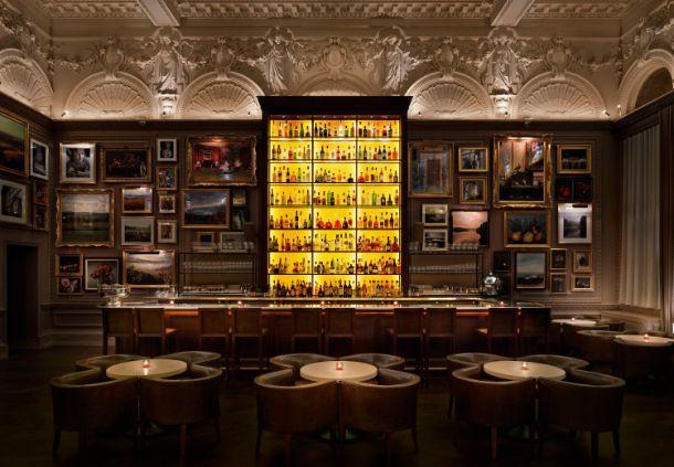 The London EDITION Berners Tavern