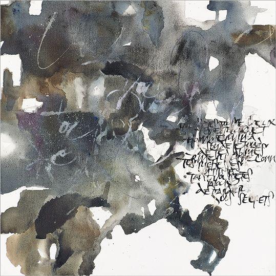 """L'homme et la mer : """"...Vous êtes tous les deux ténébreux et discrets..."""" by Sophie Verbeek"""