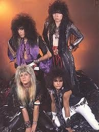 Cinderella - my all time favorite 80's rock band.  Would love to see them in Nashville!  Even at 38 years old!