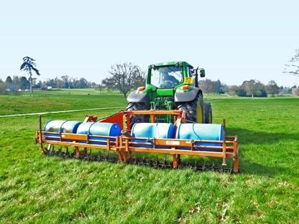 Grassland Aerator