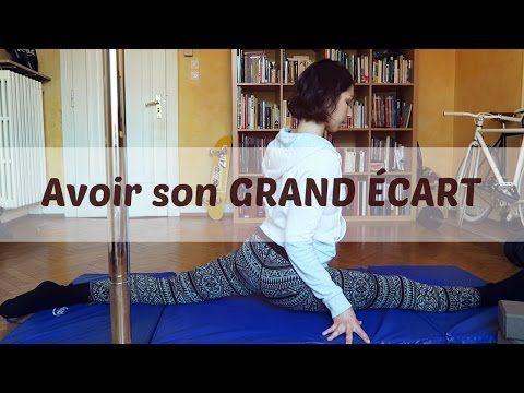 Grand Écart Latéral : Conseils et exercices d'assouplissement | Pole Dance – Fitness – Healthylife