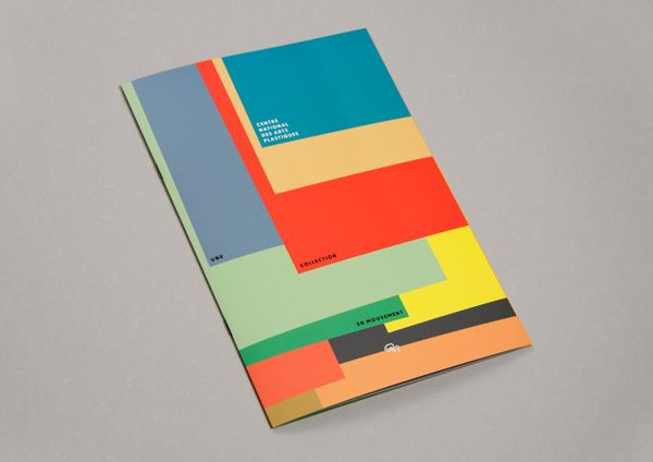 CNAP by Studio Plastac, via Behance
