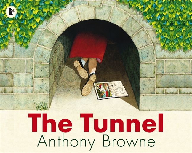 Anthony Browne - author and illustrator.  Very clever, sophisticated illustrations and great language
