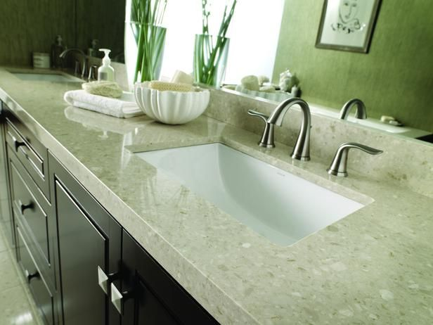 Hgtvremodels Bathroom Countertop Ing Guide Gives You Expert Tips For Choosing The Right Marble Countertops Your Renovation