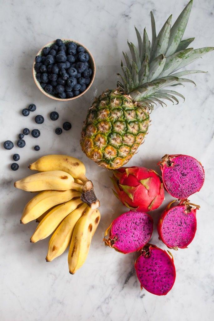 See & Savour:Dragon Fruit Smoothie | #foodpornindex - See & Savour