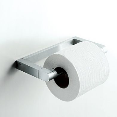Al look great!. This is perhaps more practical? 10 Easy Pieces: Modern Toilet Paper Holders : Remodelista