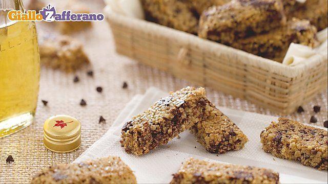 Flapjack: barrette di cereali