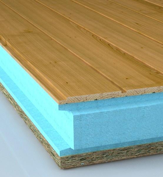 THERMOCHIP® BASIC, soluciones a un precio básico. #panel #sandwich #madera #economico #ahorro #decoracion #hogar #interiores