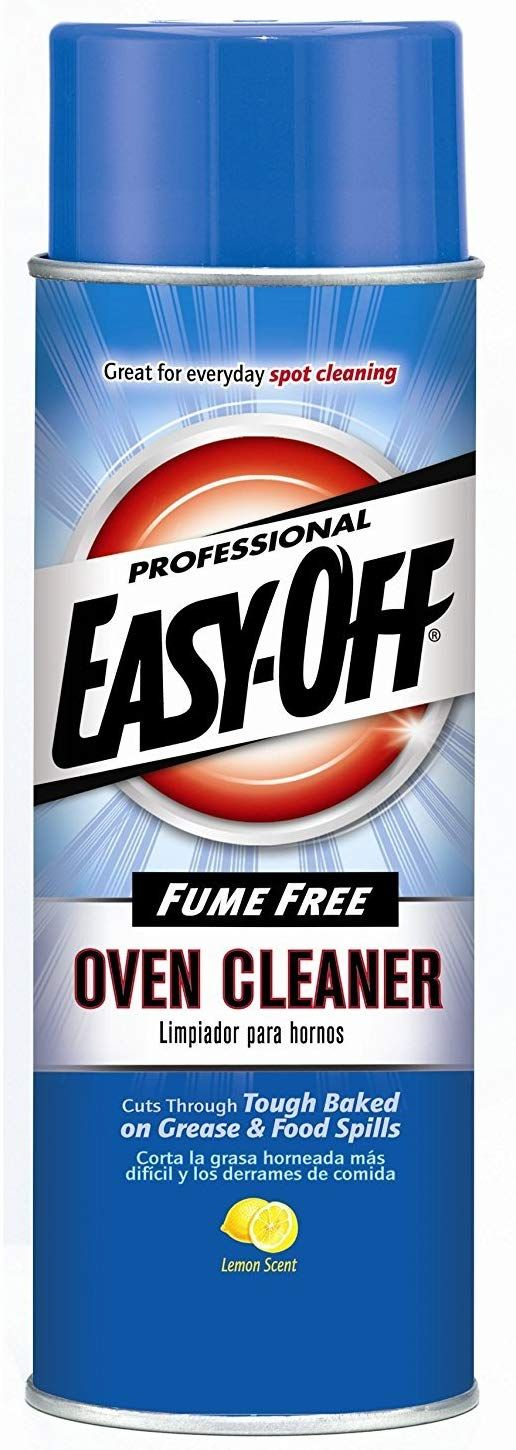 EasyOff Professional Fume Free Max Oven