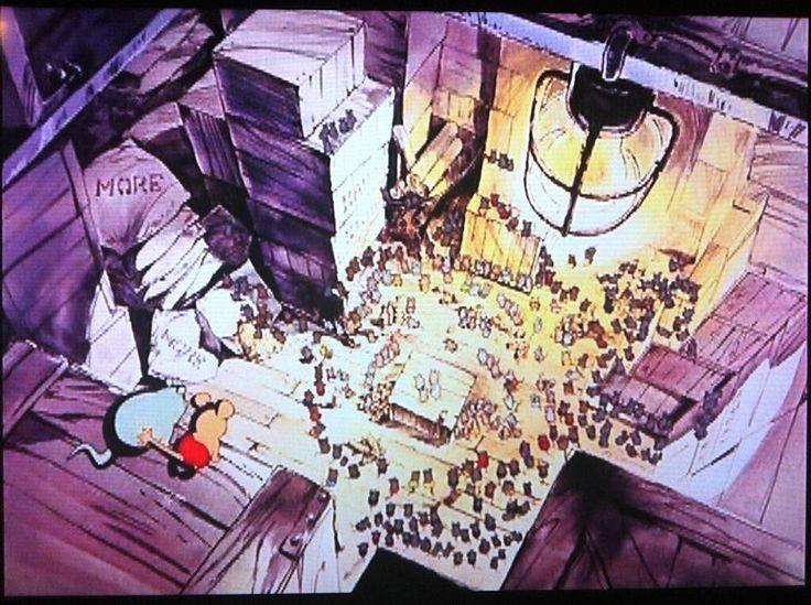 アニメーター・大橋学氏、『ガンバの冒険』第1話を視聴する - Togetterまとめ