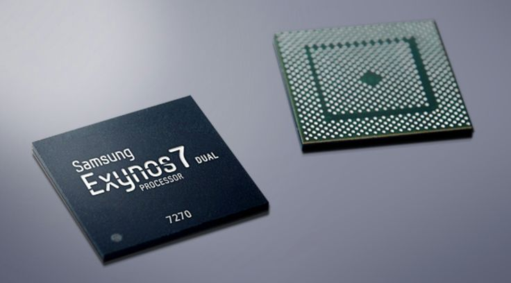 Samsung Unveils World-First 14-Nanometer Wearables Processor, The Exynos 7 Dual 7270