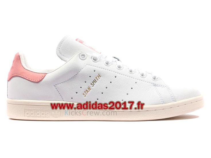 Adidas Stan Smith - Chaussure Adidas Originals Pas Cher Pour Homme/Femme Blanc S80024