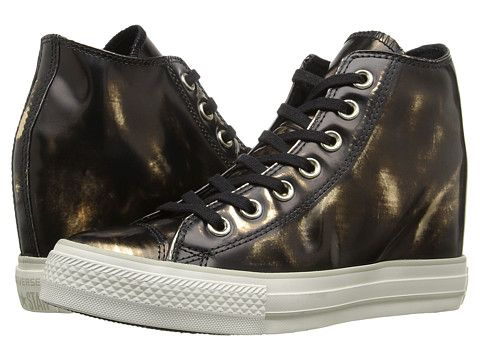 Converse Chuck Taylor® All Star® Lux Brush-Off Leather Mid