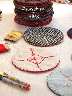 handmade * zakka   fabrickaz + idees