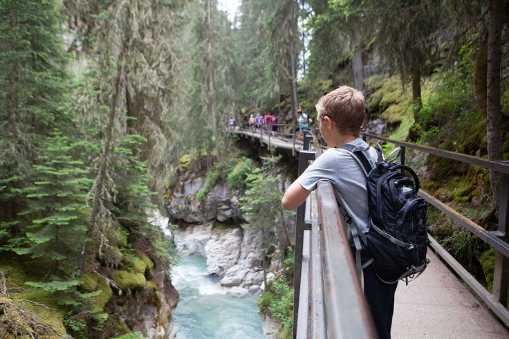 ****Banff activity ideas**** - The power of spending time in nature as a family is unmistakeable – the noise of life fades away, leaving room for stillness, peace, and true connection.