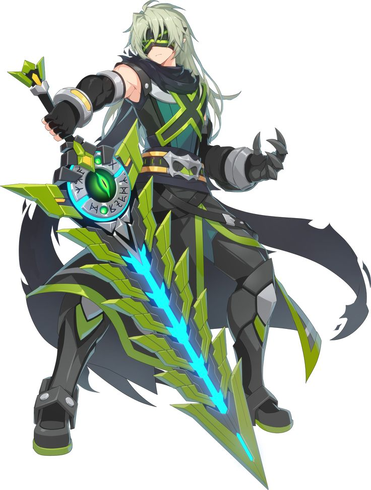 Zero/Grand Chase Dimensional Chaser | Grand Chase Wiki