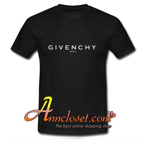 Givenchy T Shirt - Givenchy Paris Shirt for Men and Women - Givenchy  Inspired tshirt 2b9449b03
