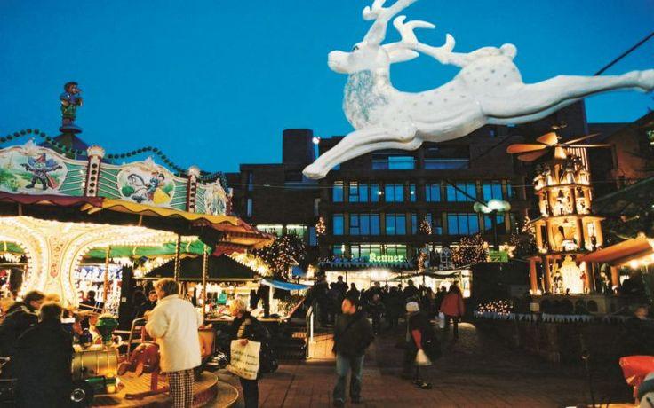 Weihnachtsmarkt Münster vom 24.11.–23.12.