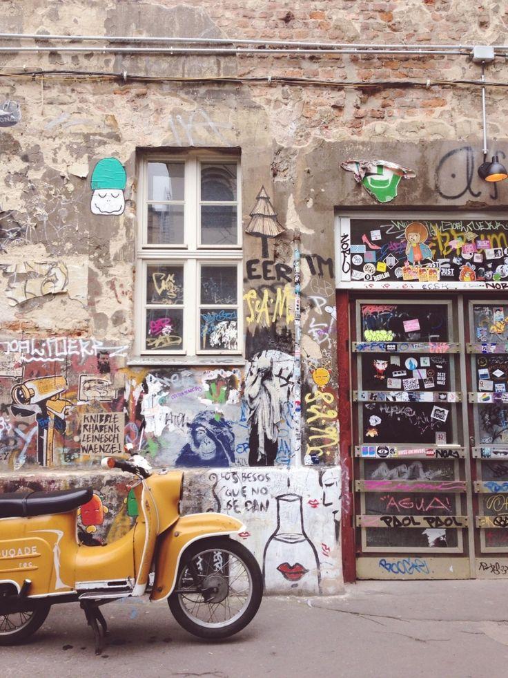 streetart / mitte / Berlin