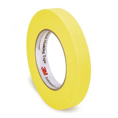 3M 06652 18 mm x 55 m Automotive Refinish Masking Tape