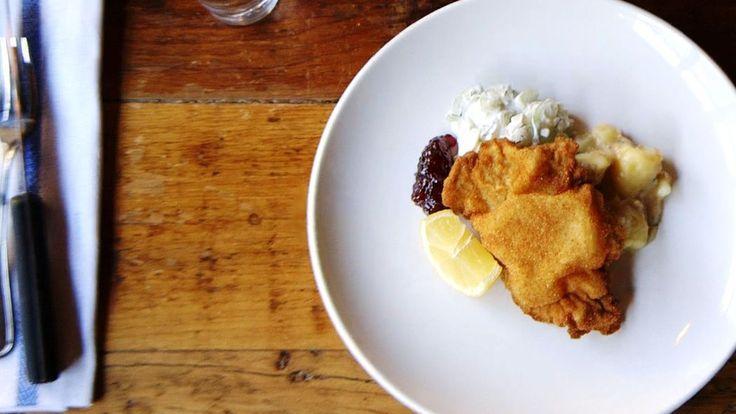 How to Make Crispy, Juicy Schnitzel at Home