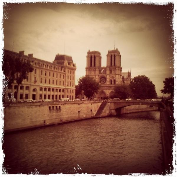 sena, paris, river, notre dame, Pantuás Diseño Gráfico
