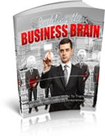 Building the Business Brain - To be a successful business person you must think like a successful business person. This briliant title will show you how to train your brain to be the best business person you can be.