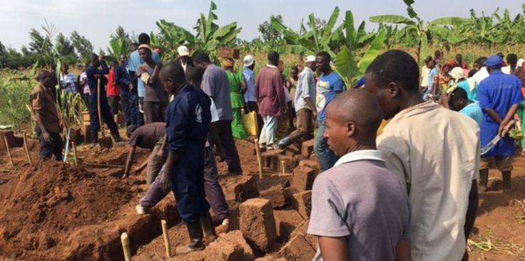 Rwanda trabajo colectivo