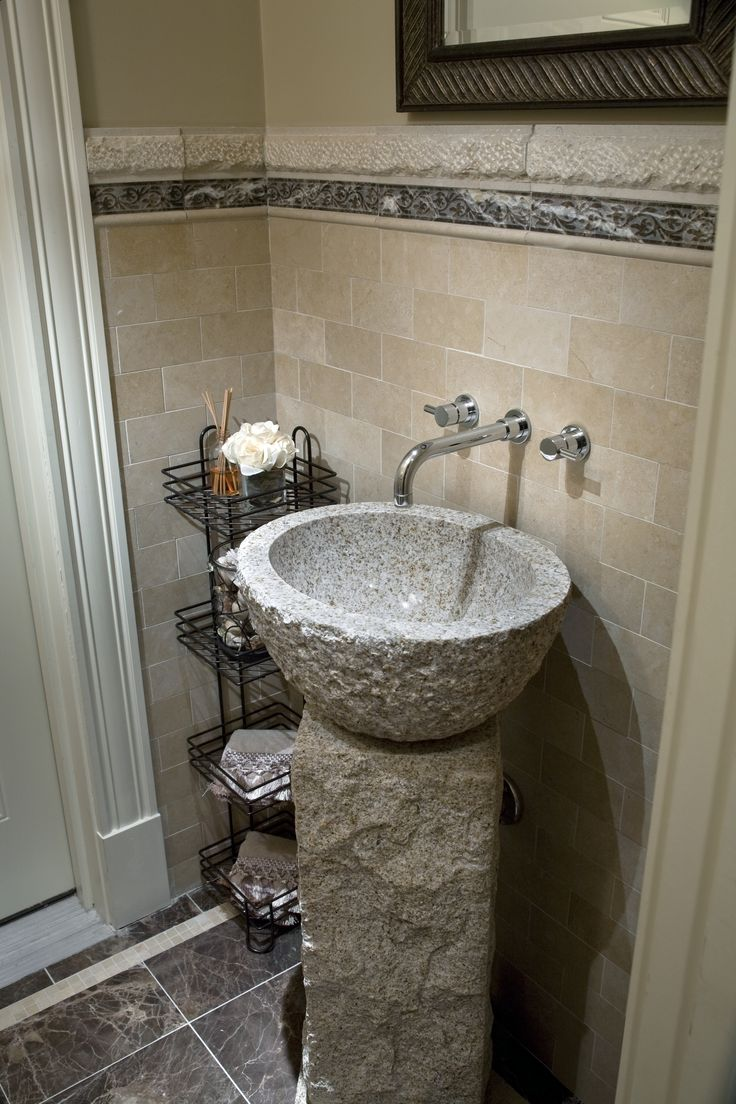 33 Best Favorite Powder Rooms Images On Pinterest