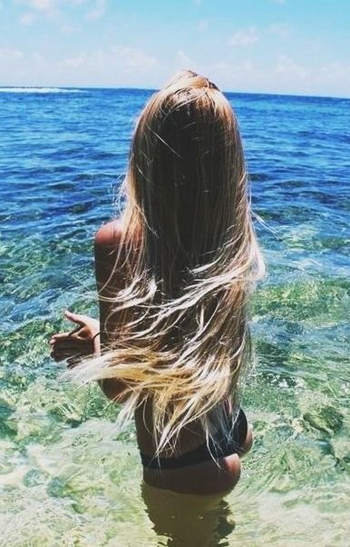 long beach blonde hair | Photography, Long hair styles ...
