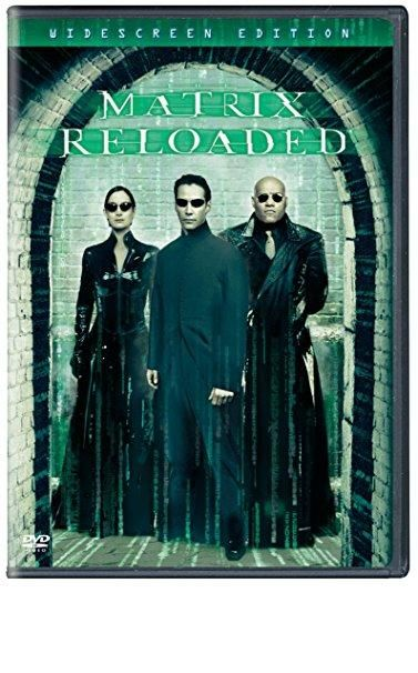 Keanu Reeves & Laurence Fishburne & Andy Wachowski & Larry Wachowski-The Matrix Reloaded