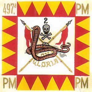 Companhia de Policia Militar 497 Angola