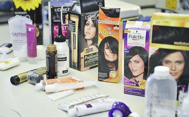 Самые лучшие профессиональные краски для волос