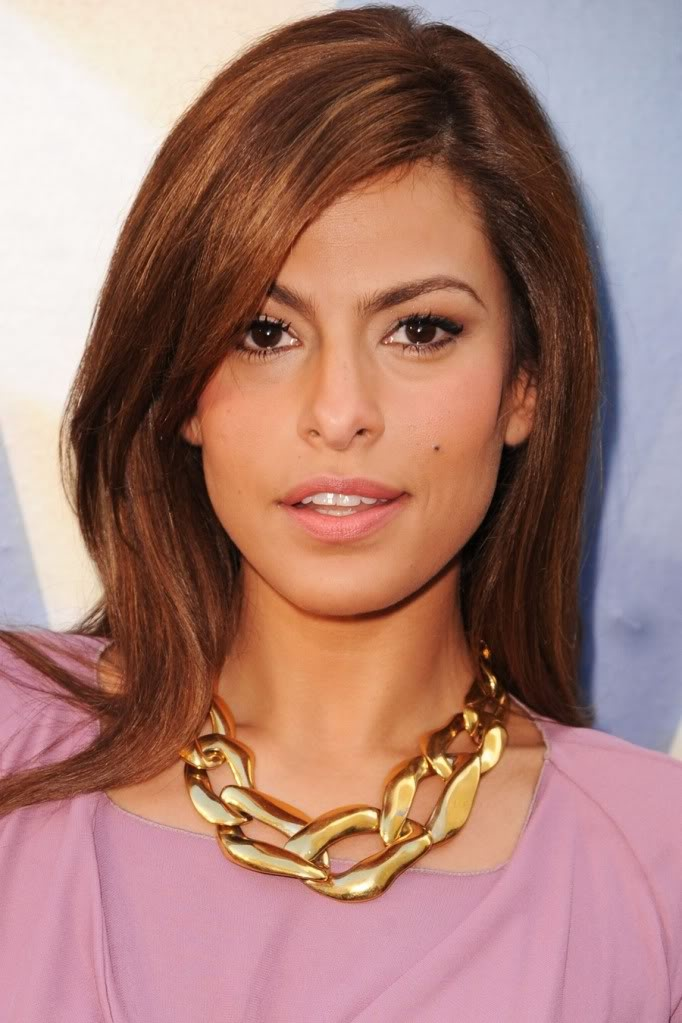 108 Best Images About Eva Mendes On Pinterest Her Hair