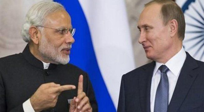 Moscow: Prime Minister Narendra Modi and Russian President Vladimir Putin meet on Thursday for an annual summit the highlight of which is expected to be the signing of an agreement to build the last two units of the Kundankulam nuclear power plant with Moscow's help. The two countries are...