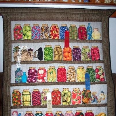 151 best Quilts : jar quilts images on Pinterest | Jars, Stitching ... : jar quilts - Adamdwight.com