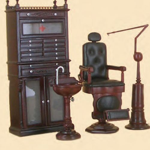 Barber Dentist : ... Dentists, Miniature Furniture, Dentists Dental, Dollhouse Miniatures