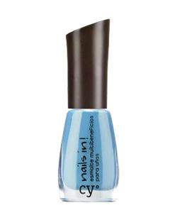 Cyº nails in! de Cyzone - Todo lo que buscas en un esmalte (Tono Water in)