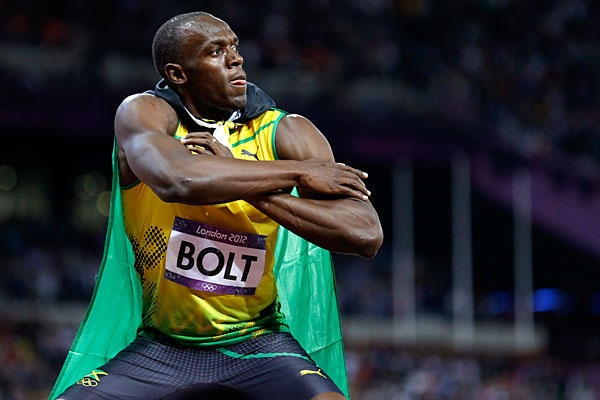 London 2012 Olympics: Why Usain Bolt is bigger than Michael Phelps - CSMonitor.com