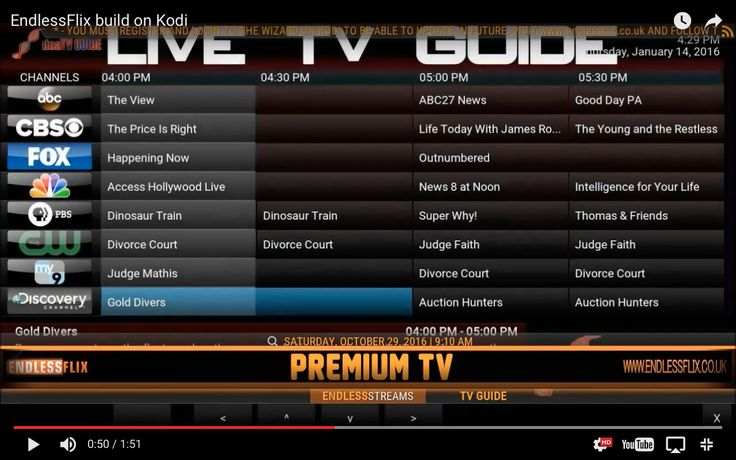Install Endless Flix on Kodi  – Get this awesome build in 5 minutes!