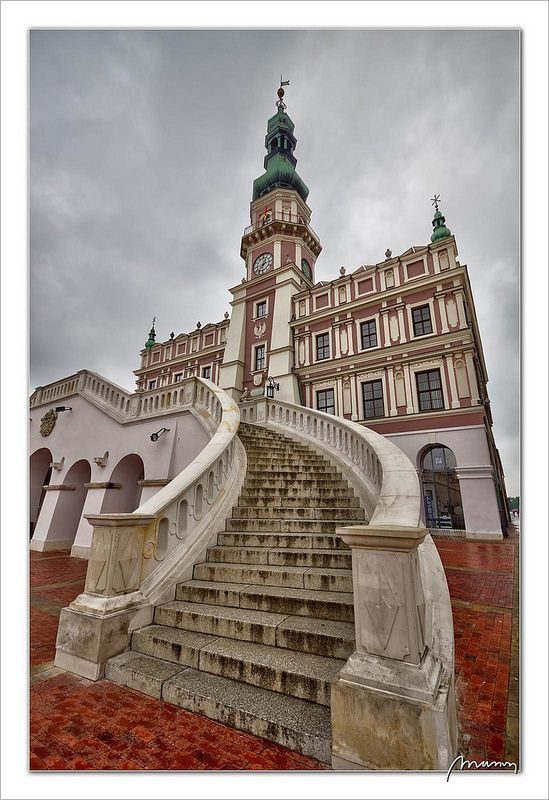 Poland Travel Inspiration - Zamosc Poland