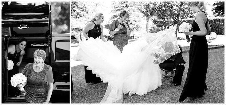 wedding limo hummer