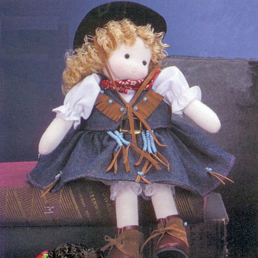 Cowgirl Doll | Sundays Child