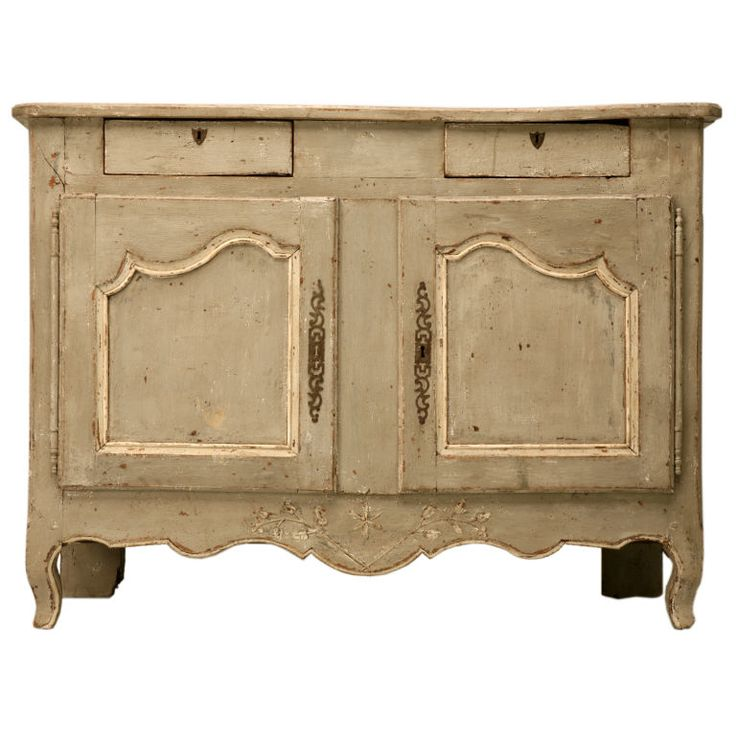 Elegant Parkmore Buffet Sand Fireplace and re stain