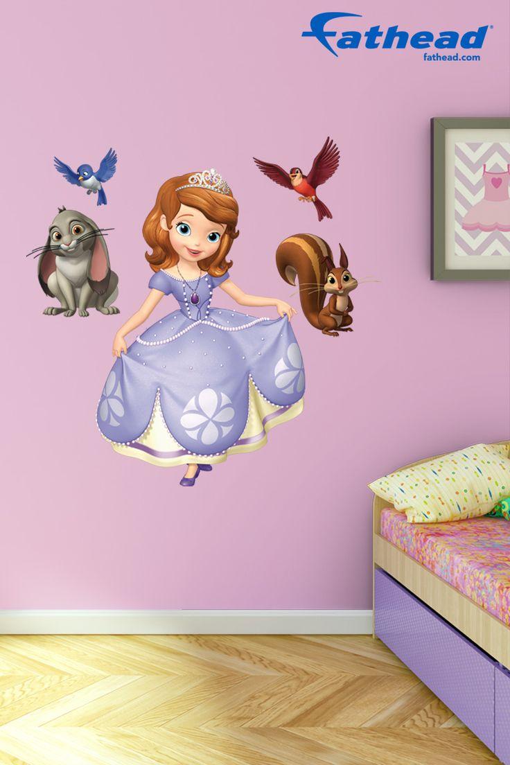 Princess Sofia Bedroom 17 Best Images About Wall Decals Disney Princess Bedroom Decor Diy