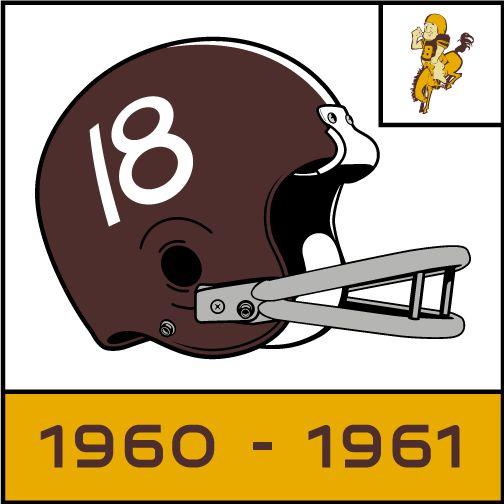 COMPLETE Denver Broncos Helmet History