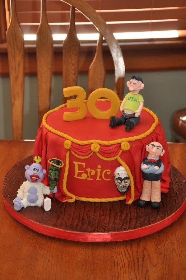 Jeff Dunham Birthday Cakes Cakes Jeff Dunham Pinterest